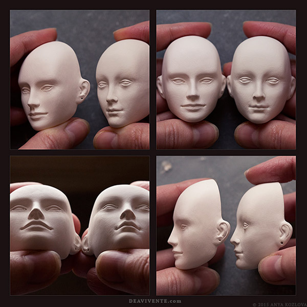 Face modifications
