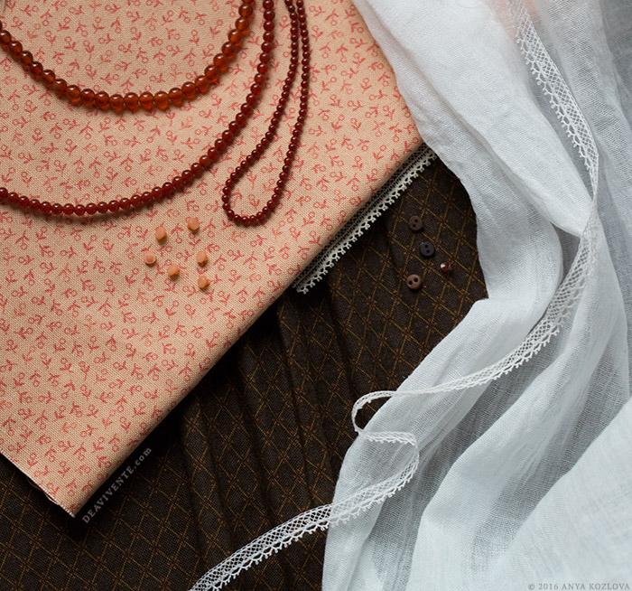 Materials for Aksinya